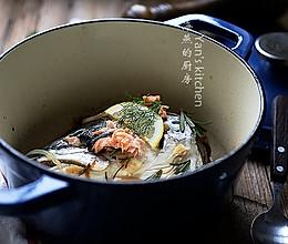 海燕的厨房的夏天鱼头这样做,又香又嫩!