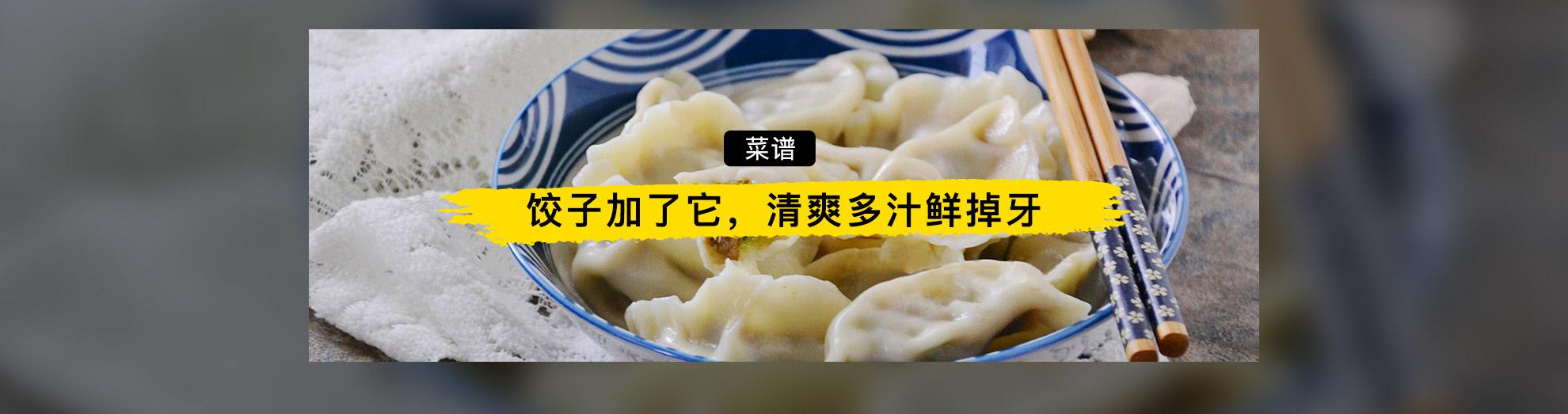 黄瓜饺子}