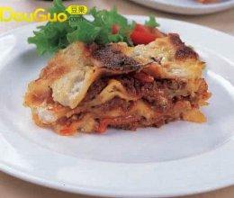 意大利千层面——豆果美食的做法