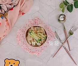 夏日爽口豌豆凉粉的做法