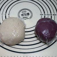蛋黄豆沙酥皮月饼#手作月饼#的做法图解8