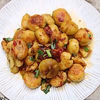 干煸小土豆的做法图解9