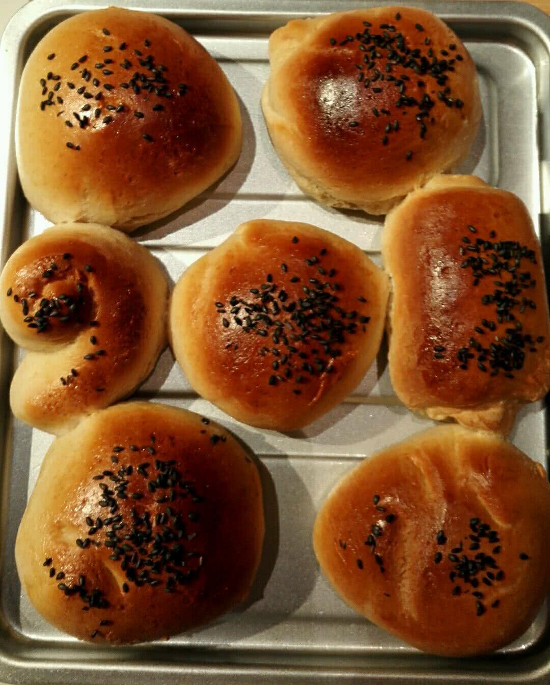 烤全麦面包的做法图解5