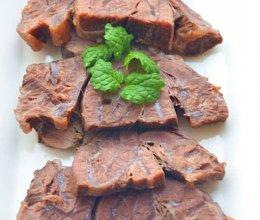 茶香卤牛肉(电饭煲版)的做法