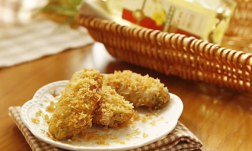 芥花油炸鸡翅的做法