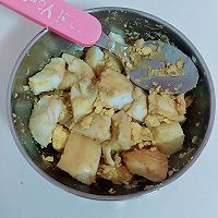 20汤锅:小米稀饭玉米面熟豆面鸡蛋煮肘子的做法图解8