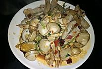 海鲜小炒的做法