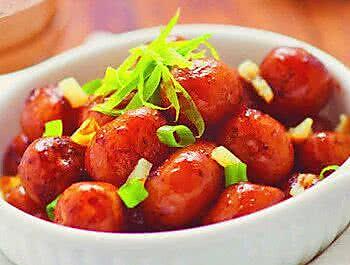 红烧小土豆的做法