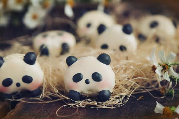 熊猫马卡龙