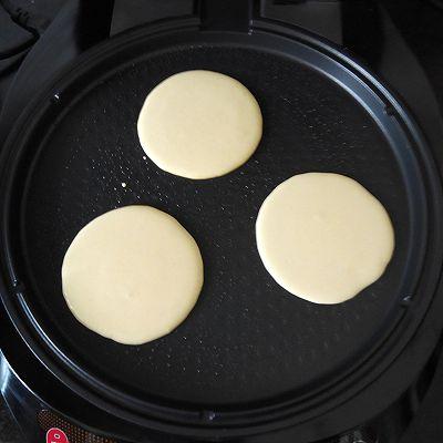 鲜奶玉米饼:利仁电饼铛试用的做法 步骤4