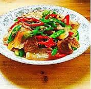 缅甸皇家国际开户大大美食制作:家常小炒肉的做法