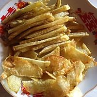 炸薯片 薯条