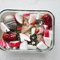 #母亲节,给妈妈做道菜#蒲公英龙骨汤的做法图解4