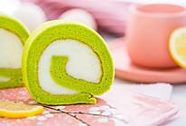 菠菜山药蛋糕卷的做法