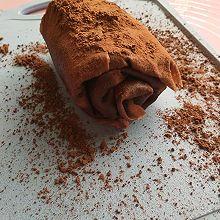 网红毛巾卷蛋糕