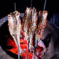 #晒出你的团圆大餐#碳烤针良鱼的做法图解3