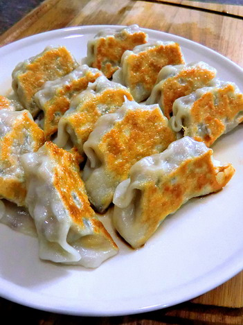 黄金煎饺的做法_【图解】黄金煎饺怎么做如何做好吃