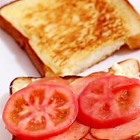火腿三明治的做法图解7