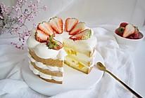 鲜果奶油裸蛋糕的做法