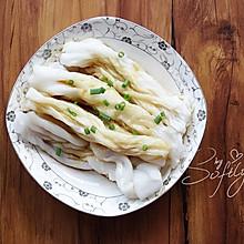 鲜磨米浆拉布肠粉#爱的暖胃季-美的智能破壁料理机#