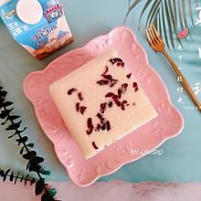 #蛋趣体验#蔓越莓天使蛋糕