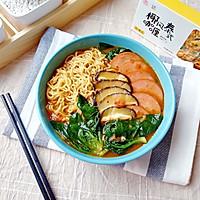 咖喱泡面#安记咖喱快手菜#的做法图解10