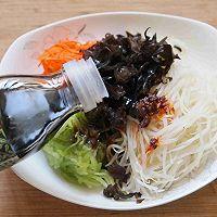 炝拌三丝——菁选酱油试用菜谱的做法图解11