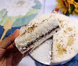 #舌尖上的端午#端午桂花米糕的做法