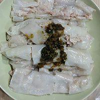 金针菇肠粉