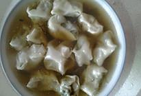 荠菜清汤的做法