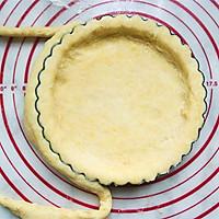 炼乳蓝莓派#美的烤箱菜谱#的做法图解5