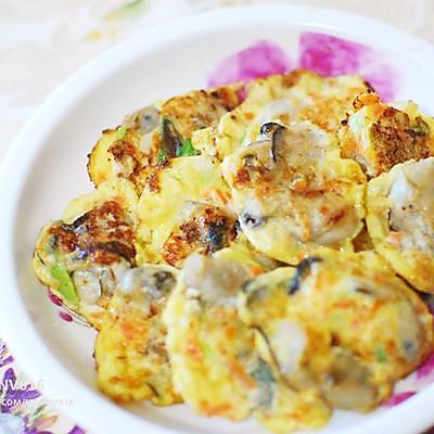 韩式煎牡蛎
