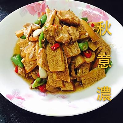 湘西下饭肉片香干
