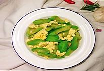#家常菜#丝瓜炒蛋的做法