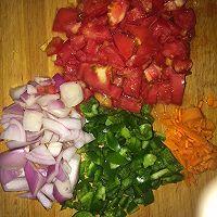 蔬菜乱炖减肥汤的做法图解1