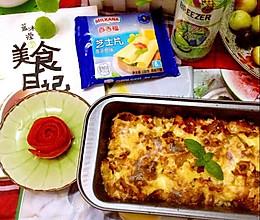 番茄鸡肉焗饭——百吉福芝士片创意晚餐菜谱的做法
