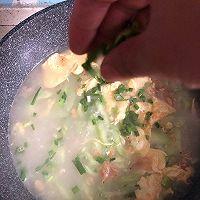#花10分钟,做一道菜!#黄瓜虾米蛋汤的做法图解9