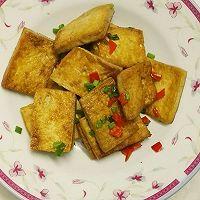 香煎豆腐 #我买新鲜味#的做法图解1