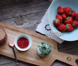 面包机自制草莓酱的做法