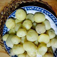 蒜香烤小土豆的做法图解3