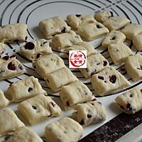 蔓越莓面包块的做法图解10