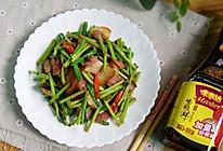 藜蒿炒腊肉#鲜的团圆味#的做法