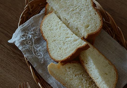 #东菱魔力果趣面包机之港式吐司的做法