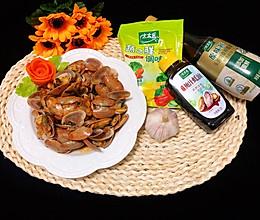 鲍汁蚝油花蛤的做法