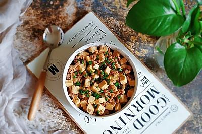 浓香肉末豆腐