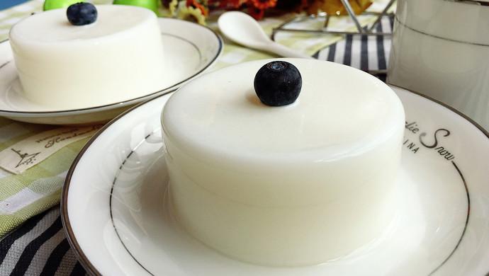 盛夏的美味——简单又可口的牛奶布丁