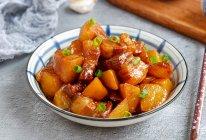 红烧肉炖土豆#就是红烧吃不腻!#的做法