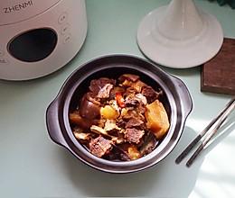#下饭红烧菜#香压土豆羊肉的做法