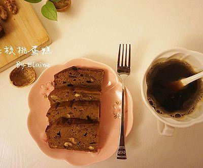 枣泥核桃蛋糕~冬日里最补身暖心的甜点(简易上手版)