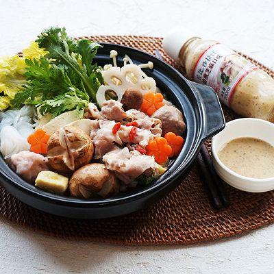 小火锅-丘比沙拉汁